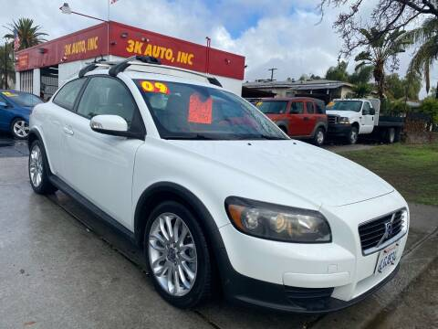 2009 Volvo C30 for sale at 3K Auto in Escondido CA