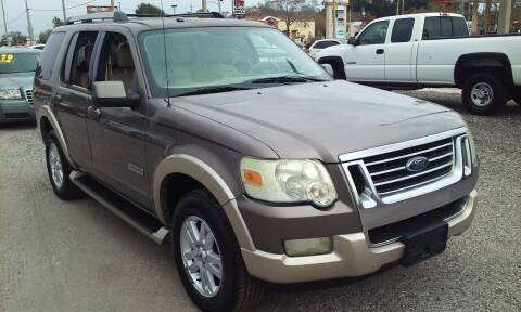 2006 Ford Explorer for sale at Pinellas Auto Brokers in Saint Petersburg FL