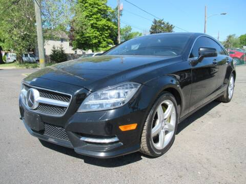 2013 Mercedes-Benz CLS for sale at PRESTIGE IMPORT AUTO SALES in Morrisville PA