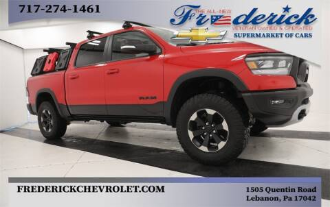 2019 RAM Ram Pickup 1500 for sale at Lancaster Pre-Owned in Lancaster PA