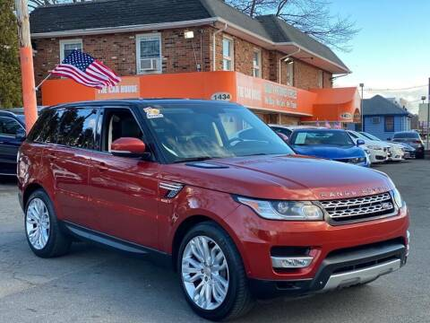 2014 Land Rover Range Rover Sport for sale at Bloomingdale Auto Group - The Car House in Butler NJ