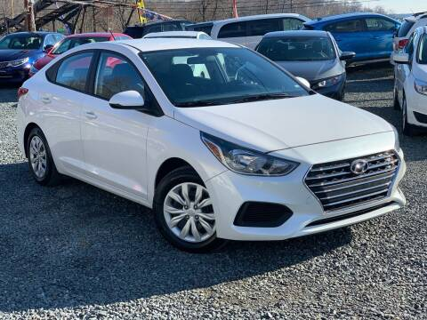 2021 Hyundai Accent for sale at A&M Auto Sales in Edgewood MD