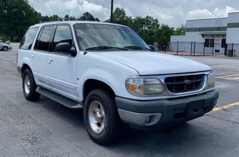 2000 Ford Explorer for sale at Cobalt Cars in Atlanta GA