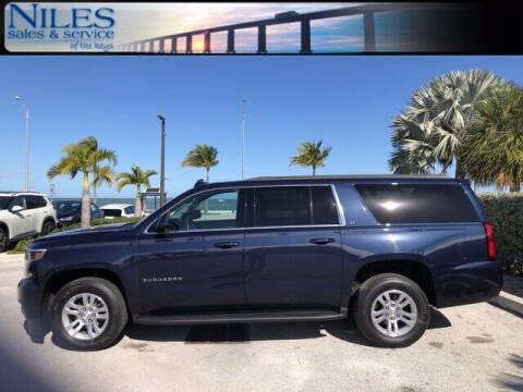 2018 Chevrolet Suburban for sale at Niles Sales and Service in Key West FL