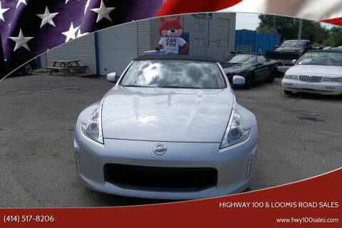 2016 Nissan 370Z for sale at Highway 100 & Loomis Road Sales in Franklin WI