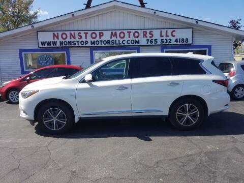 2016 Infiniti QX60 for sale at Nonstop Motors in Indianapolis IN