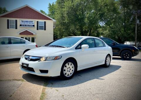 2010 Honda Civic for sale at Unique LA Motor Sales LLC in Byrnes Mill MO