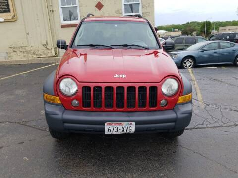 2006 Jeep Liberty for sale at Discovery Auto Sales in New Lenox IL