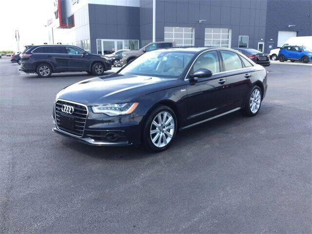 2015 Audi A6 for sale in Hilliard, OH