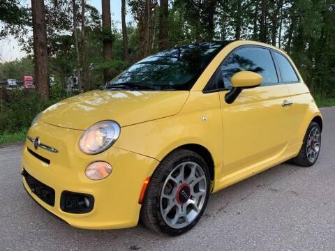 2012 FIAT 500 for sale at Next Autogas Auto Sales in Jacksonville FL