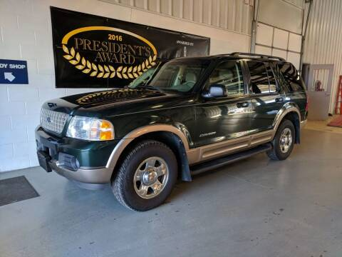 2002 Ford Explorer for sale at LIDTKE MOTORS in Beaver Dam WI