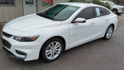 2018 Chevrolet Malibu for sale at Haigler Motors Inc in Tyler TX
