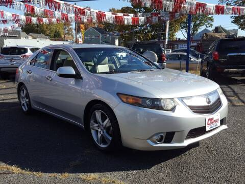 2012 Acura TSX for sale at Car Complex in Linden NJ