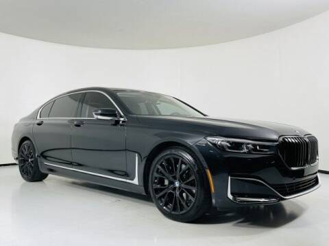 2021 BMW 7 Series for sale at Luxury Auto Collection in Scottsdale AZ