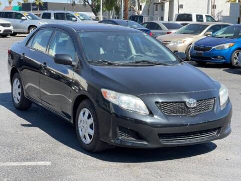 2010 Toyota Corolla for sale at Brown & Brown Wholesale in Mesa AZ