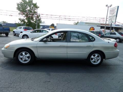 2006 Ford Taurus for sale at Budget Corner in Fort Wayne IN