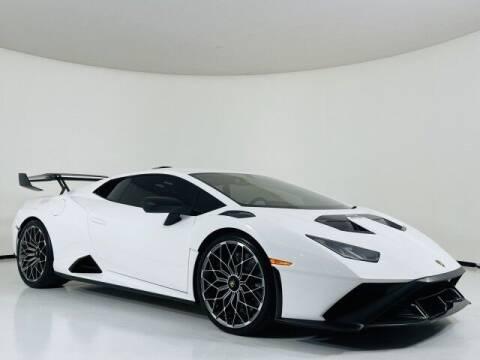 2021 Lamborghini Huracan for sale at Luxury Auto Collection in Scottsdale AZ