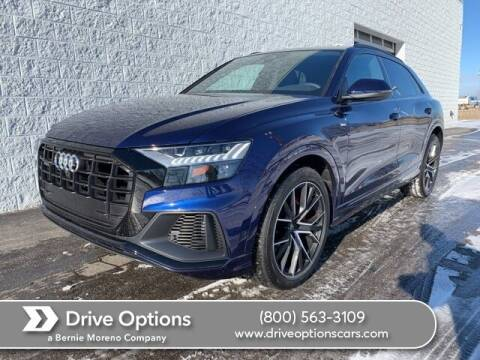 2020 Audi Q8 for sale at Drive Options in North Olmsted OH