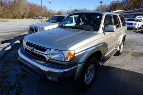 2002 Toyota 4Runner for sale at Modern Motors - Thomasville INC in Thomasville NC