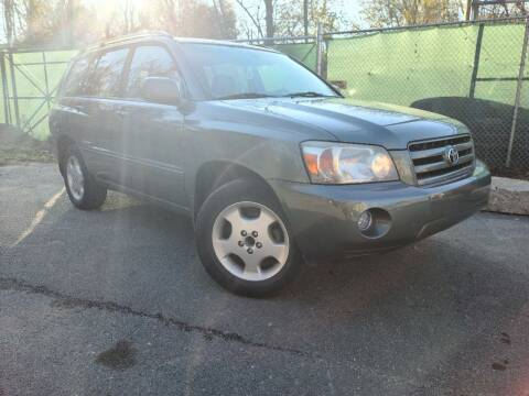 2006 Toyota Highlander for sale at KOB Auto Sales in Hatfield PA