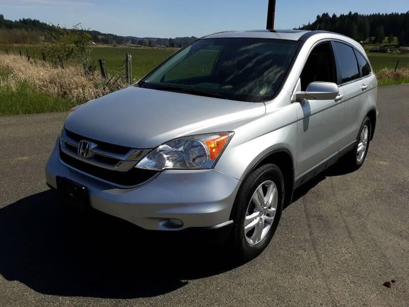 2011 Honda CR-V for sale at State Street Auto Sales in Centralia WA