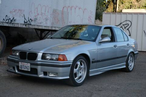 1998 BMW M3 for sale at Sports Plus Motor Group LLC in Sunnyvale CA
