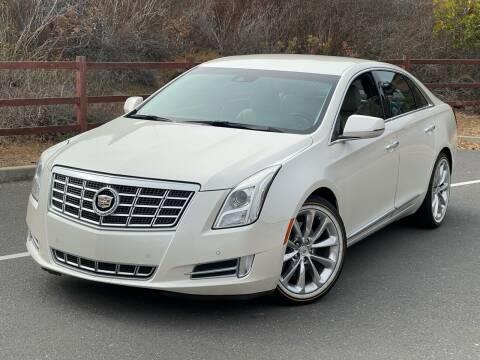 2013 Cadillac XTS for sale at JENIN MOTORS in Hayward CA