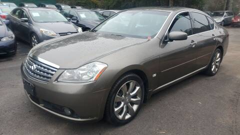 2006 Infiniti M35 for sale at GA Auto IMPORTS  LLC in Buford GA