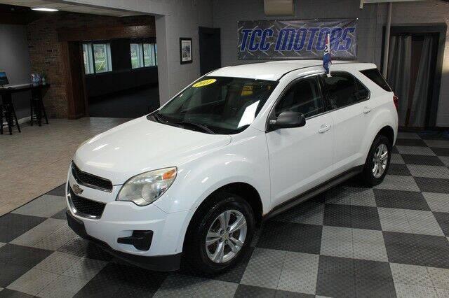 2011 Chevrolet Equinox for sale at TCC Motors in Farmington Hills MI