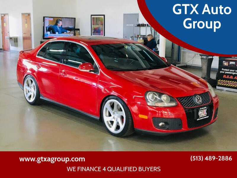 2006 Volkswagen Jetta for sale at GTX Auto Group in West Chester OH
