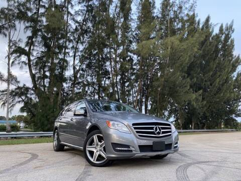 2012 Mercedes-Benz R-Class for sale at Exclusive Impex Inc in Davie FL