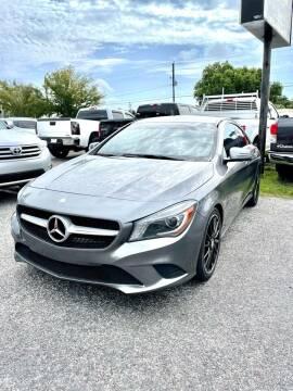 2014 Mercedes-Benz CLA for sale at Sheldon Motors in Tampa FL