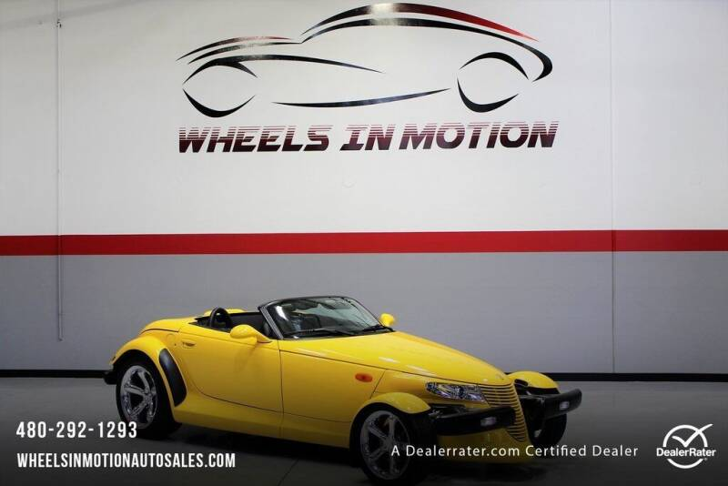 2000 Plymouth Prowler for sale in Tempe, AZ