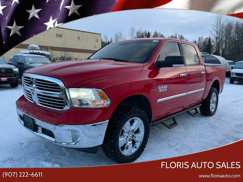 2014 RAM Ram Pickup 1500 for sale at FLORIS AUTO SALES in Anchorage AK
