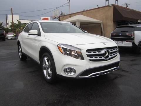 2018 Mercedes-Benz GLA for sale at Win Motors Inc. in Los Angeles CA