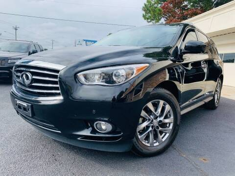 2014 Infiniti QX60 for sale at North Georgia Auto Brokers in Snellville GA