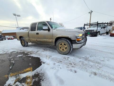 2000 Chevrolet Silverado 1500 for sale at Geareys Auto Sales of Sioux Falls, LLC in Sioux Falls SD