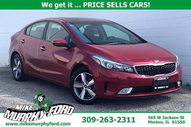 2018 Kia Forte for sale at Mike Murphy Ford in Morton IL