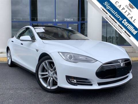 2013 Tesla Model S for sale at Southern Auto Solutions - Capital Cadillac in Marietta GA