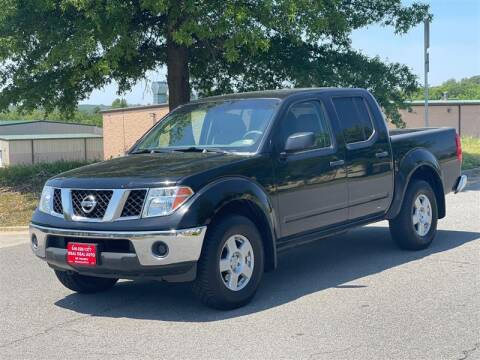 2006 Nissan Frontier for sale at Real Deal Auto in Fredericksburg VA
