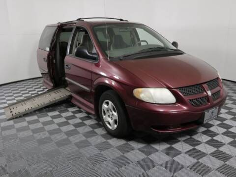 2003 Dodge Grand Caravan for sale at AMS Vans in Tucker GA