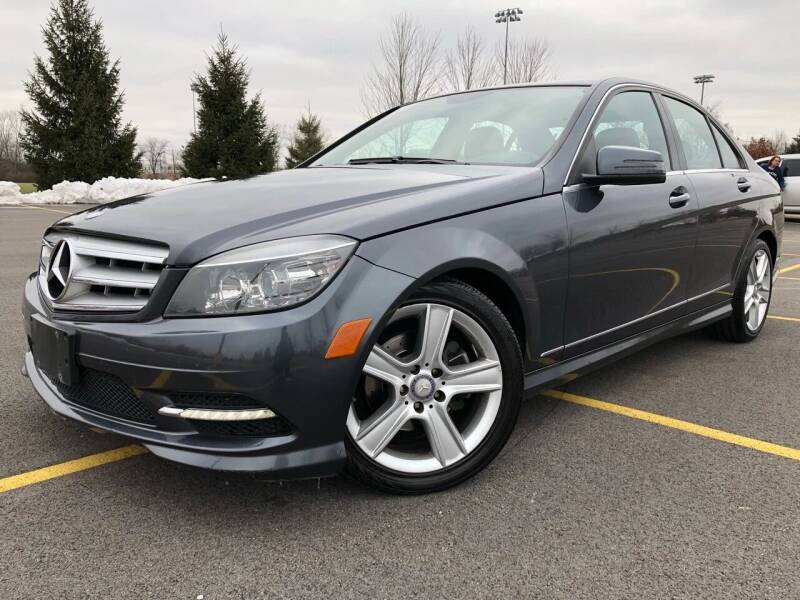 2011 Mercedes-Benz C-Class for sale at Car Stars in Elmhurst IL