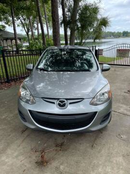 2013 Mazda MAZDA2 for sale at DAVINA AUTO SALES in Orlando FL