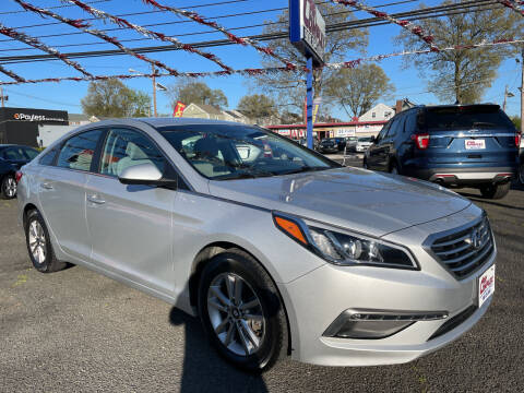 2015 Hyundai Sonata for sale at Car Complex in Linden NJ
