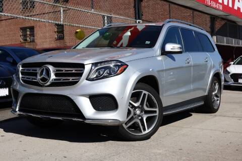 2017 Mercedes-Benz GLS for sale at HILLSIDE AUTO MALL INC in Jamaica NY