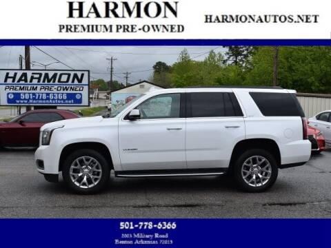 2016 GMC Yukon for sale at Harmon Premium Pre-Owned in Benton AR