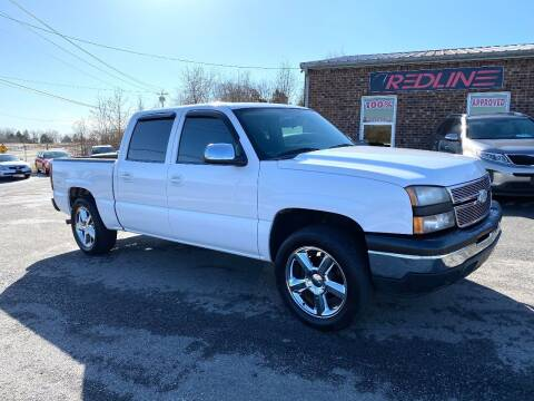 2007 Chevrolet Silverado 1500 Classic for sale at Redline Motorplex,LLC in Gallatin TN
