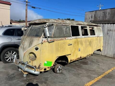 1967 Volkswagen Bus for sale at Dodi Auto Sales in Monterey CA