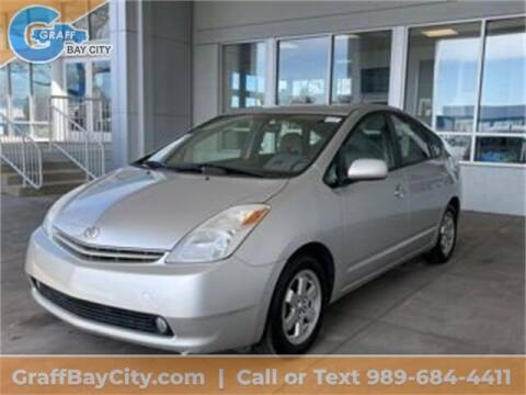2005 Toyota Prius for sale at GRAFF CHEVROLET BAY CITY in Bay City MI
