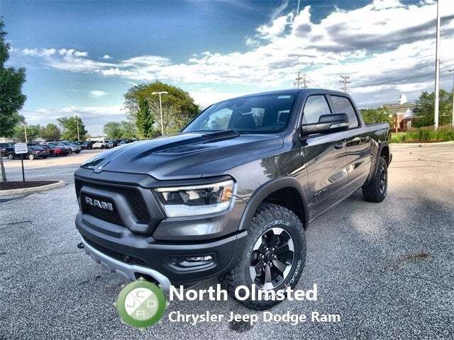 2021 RAM Ram Pickup 1500 for sale in North Olmsted, OH